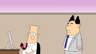 Dilbert: It's Called Managing