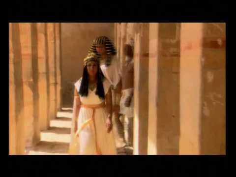Воинственный Фараон Египта