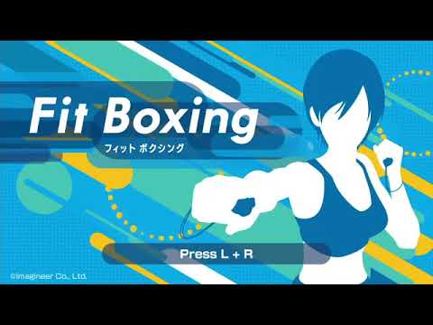 Fit Boxing-Nintendo Switch XCI NSP Free Download-Pre release Proof