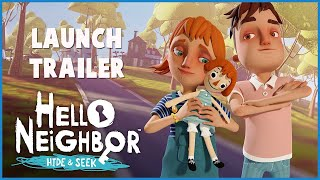 Hello Neighbor: Hide and Seek video