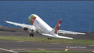 Notable AIRPLANE TAKE OFF (Empty A320) Fighter Pilot Reborn in Madeira