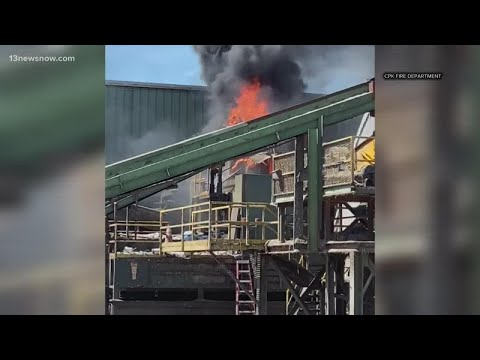 Recycling company warns people not to recycle lithium-ion batteries after multiple plant fires