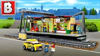 LEGO city Time Lapse - Train Yard - Free video search site - Findclip
