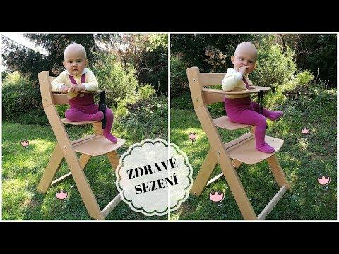 Video v článku Video: Zdravé sezení s rostoucí židlí LUCA