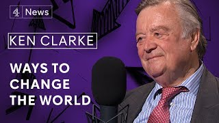 Ken Clarke MP on Brexit chaos, being a Tory rebel and answering critics