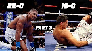 """When Boxers Lose Their """"0"""" part 3"""