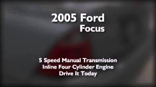 2005 Ford Focus Burleson TX