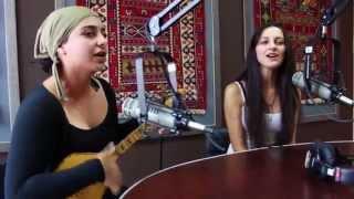 Gürcü kızlardan keyifli güzel bir şarkı 3 - Georgian girls an enjoyable song 3