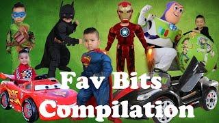 CKN Toys Favorite Bits Compilation Channel Trailer 2016