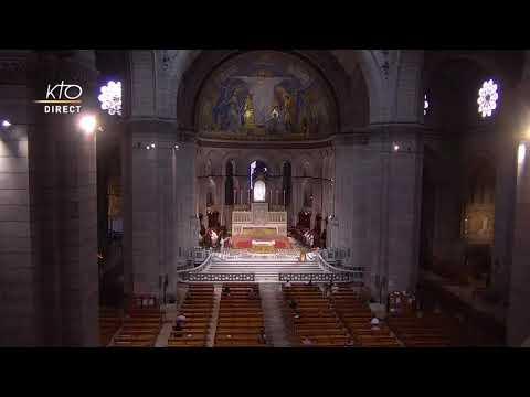 Prière du Milieu du jour du 10 juin 2021 des Bénédictines du Sacré-Coeur de Montmartre