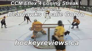 ccm eflex 4 goalie pads - TH-Clip