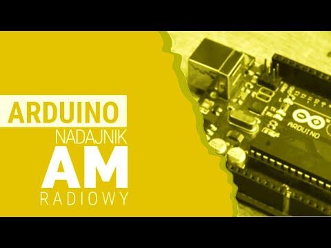 Arduino - jak zrobić nadajnik radiowy AM