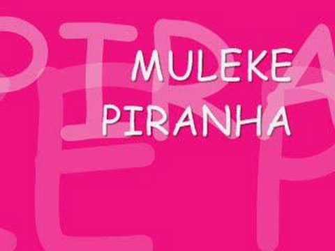 Música Muleque Piranha
