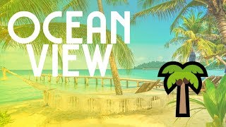 """Ocean View"" 🌴 Fast Lil Tecca Guitar Type Beat 2020 