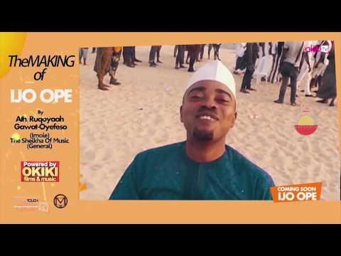 Ijo Ope Yoruba Islamic Music Coming Soon On OkikiTV+
