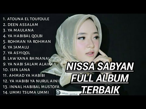Sholawat Nissa Sabyan Full Album Terbaik Mp3