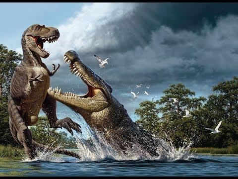 Los Dinosaurios más grandes que existieron para niños primaria
