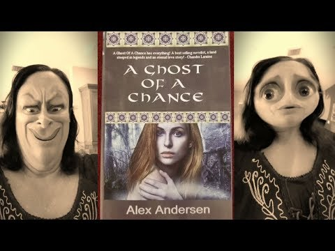 A Ghost of a Chance by Alex Andersen ~ Stick With Me reading Chapters 1& 2 ~ DiamondTube #47