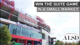 Tour the Premium Seating Offerings at Nissan Stadium