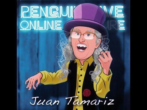 Penguin Live Lecture - Juan Tamariz