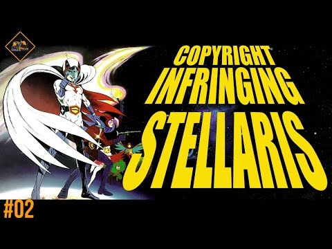 Download Adventures in copyright infringement   Stellaris All DLC gameplay #2 Mp4 HD Video and MP3
