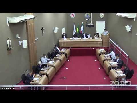 Reunião Ordinária (05/10/2020) - Câmara Municipal de Arcos