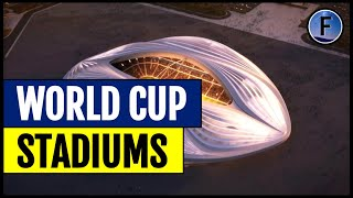 FIFA World Cup 2022 Qatar Stadiums