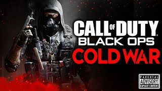 Call of Duty ain't what it used to be...BLACK OPS COLD WAR Live 😈
