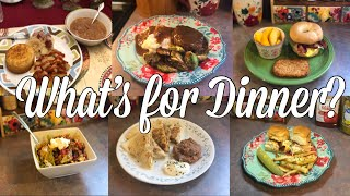 What's for Dinner?| Easy & Budget Friendly Family Meal Ideas| April 8-14, 2019