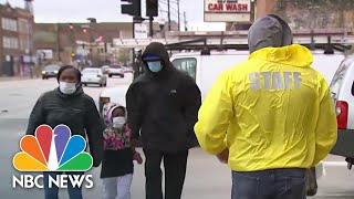 Chicago Faces Two Deadly Battles At The Same Time: Gun Violence And Coronavirus | NBC News NOW