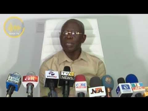 How We Strike Good Deal With Omisore Of SDP In OSUN Rerun: Oshiomole APC Natl. Chairman