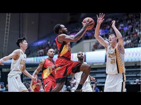 [Sport5]  Highlights: 3rd Place: San Miguel Beermen vs. Zheijiang Guangsha Lions   The Terrific 12 2019