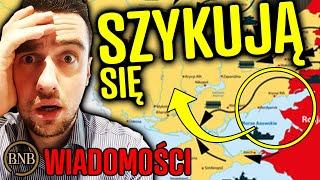 """Ukraina bije na ALARM! """"Duże ryzyko W̾O̾J̾N̾Y̾"""""""