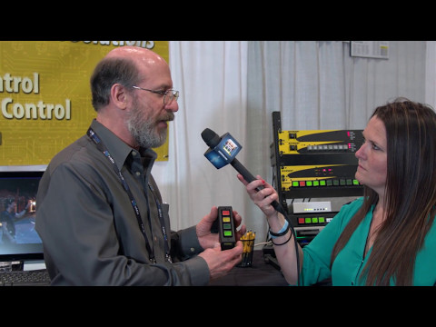 DNF Controls Dan Fogel at NAB2017