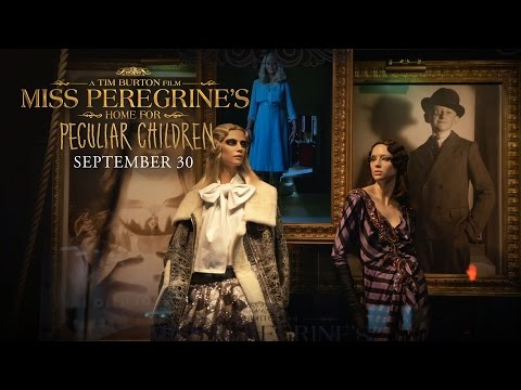 Miss Peregrine's Home for Peculiar Children (Featurette 'Marc Jacobs Collection')