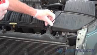 Radiator Cooling Fan Replacement Chrysler PT