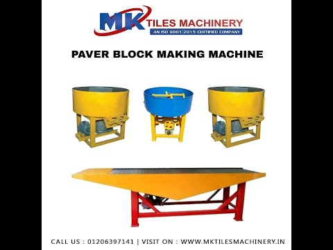 Milano PVC Paver Mould