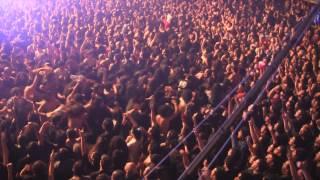 Anthrax - Efilnikufesin (N.F.L.) - Santiago, Chile - 10/05/2013 - Teatro Caupolican