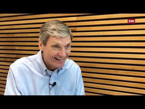 Entrevista com Erik Frywald, CEO da Syngenta