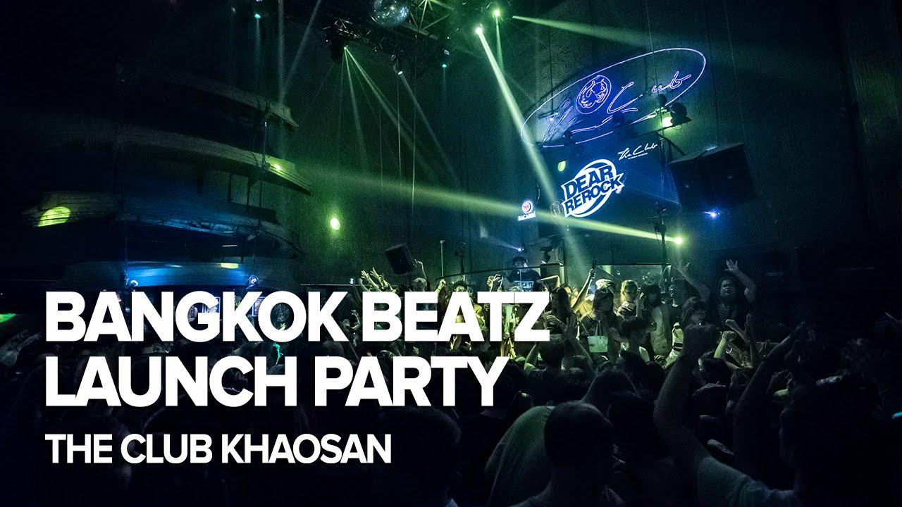 Zombie Disco Halloween Party at The Club Khaosan | Siam2nite