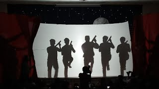 Shadow Theatre - Life of a soldier