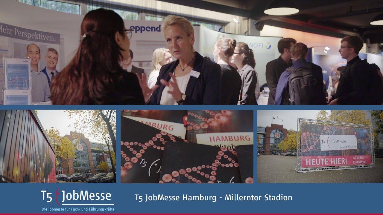 T5 JobMesse Hamburg