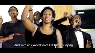 UWERA video 13 official 2016 Ambassadors of Christ Choir