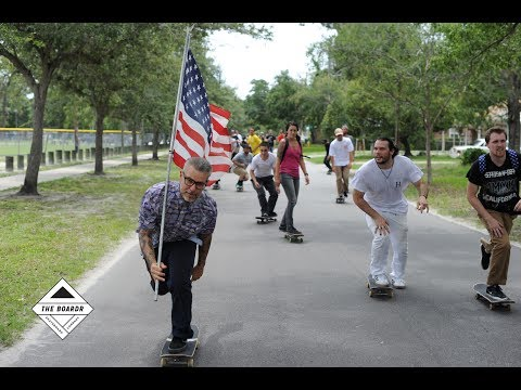 #SHMF for Go Skateboarding Day: A Growing Backyard Scene with Family and Friends in Tampa