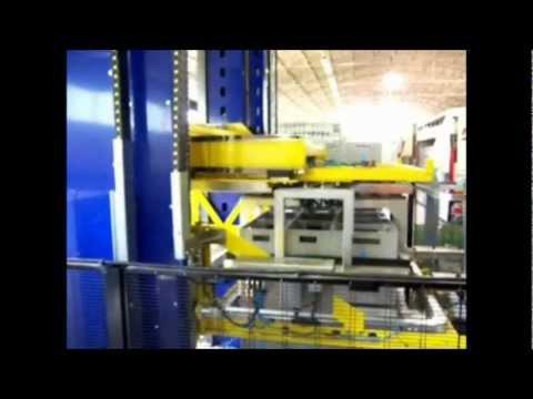 Bulk or Case or Crates Depalletizer