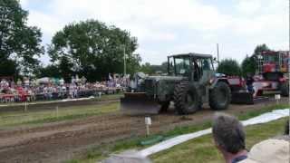 preview picture of video 'Traktorpulling Notzing 2012 Schlüter Super Trac 2500 Bundeswehr'