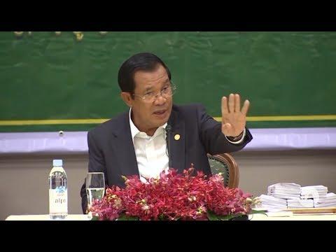 RFA Khmer អ្នកវិភាគថា មានតែដំណោះស្រាយនយោបាយទេ ដែលអាចបញ្ចៀសការប្រើកម្លាំងកងទ័ព