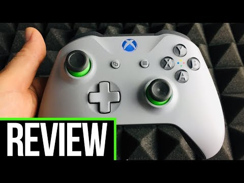 Xbox One Wireless Controller - Grey/Green - REVIEW   long term review