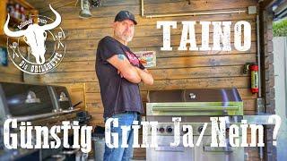 Taino Platinum kann der Preiswerte Gas Grill was???? Folge 53