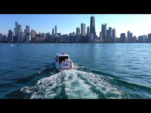 2020 Sirena Yachts 58 Coupe Great Lakes Debut